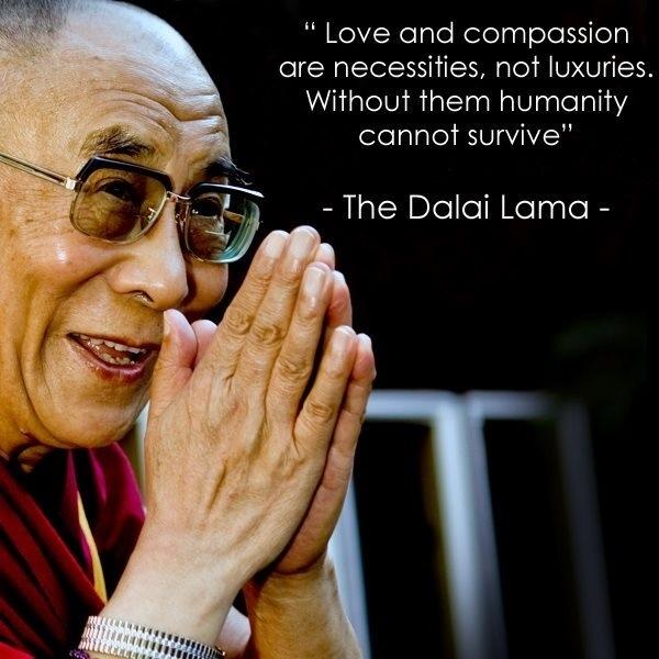 dalai lama quotes love - photo #16