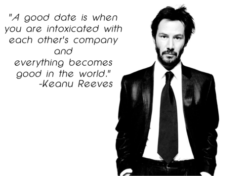 A Collection Of Quotes From Keanu Reeves To Give You An